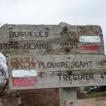 GR 34 – Die vielfältige Bretagne