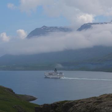 Ein Stück Heimat in Island