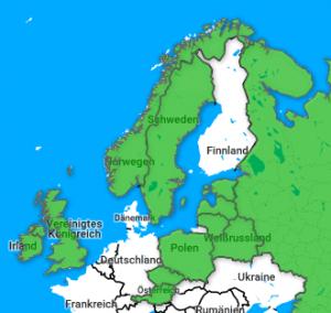 Europa Etappe 2